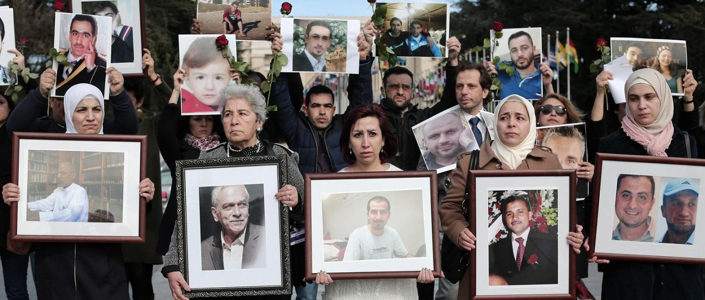 The families of Syria's disappeared face blackmail with impunity