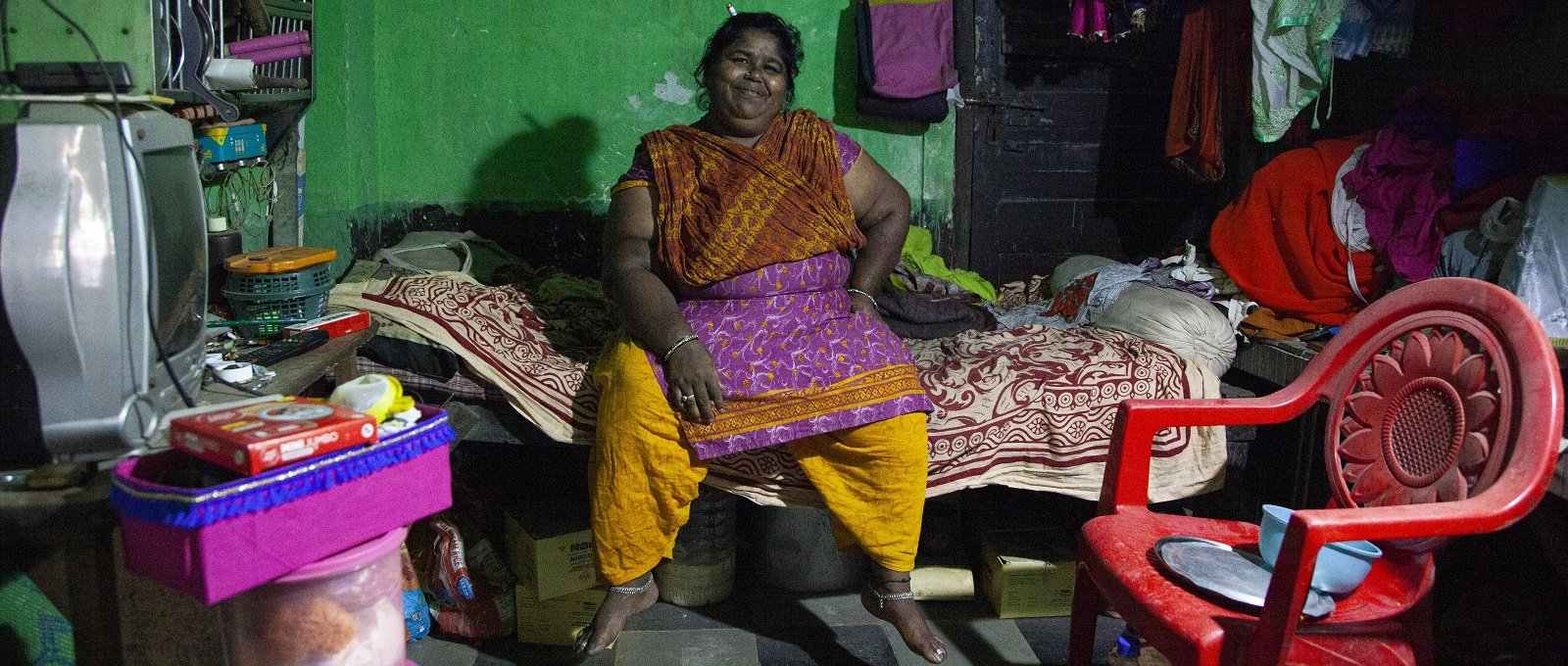Between high rates of HIV/AIDS and punitive new trafficking laws, India's sex workers are struggling to assert their humanity