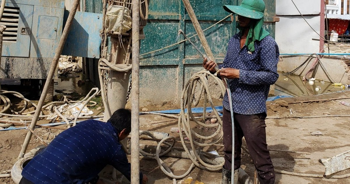 In Cambodia, Chinese workers earn more, but pay the price with